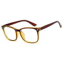New Fashion Retro Style Clear Lens Glasses Frame Retro Casual Daily Eyewear image 7