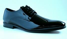 Florsheim Tux Cap Toe Black Patent Leather Shoes SZ 14D 14 D - $84.14