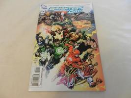 Brightest Day Zero Issue DC Comics #0 June 2010 - $7.42