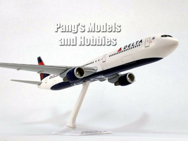 Boeing 767-400 (767) Delta Airlines 1/200 Scale Model by Flight Miniatures - $32.66