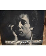 """BILLY JOEL """"SAY GOODBYE TO HOLLYWOOD"""" with PICTURE SLEEVE NEAR MINT 45rp... - $3.00"""