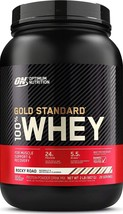Strawberry and Cream, 5 Pound Optimum Nutrition Gold Standard 100% Whey Protein  - $50.27
