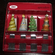 Christmas  Set of 4 Christmas Tree Spreaders Brand New in Box - €13,15 EUR