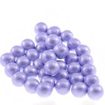 """Lavender/Light Purple Shimmer 1"""" Gumballs, 2LBS by Oak Leaf - $16.40"""