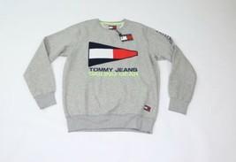 Nuovo Tommy Hilfiger Uomo Piccolo Incantesimo fuori Vela Bandiera Logo M... - $129.03