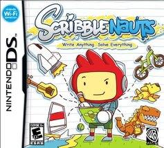 Scribblenauts - Nintendo DS [video game] - $4.89