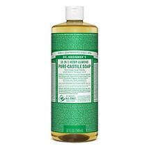 Dr. Bronner's - Pure-Castile Liquid Soap (Almond, 32 ounce) - Made with ... - $29.30