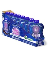 Mamma Chia Organic Vitality Squeeze Snack, Wild Raspberry, 8 Count Pack ... - $26.58