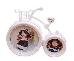 PANDA SUPERSTORE 6-inch 3-inch Combination Frame Pictures Frame Baby Child Creat