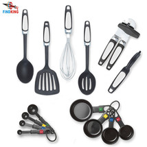 Kitchen Tools Set 14 Pieces Cooking And Gadget Utensil Tool Spoon Cups O... - $39.66