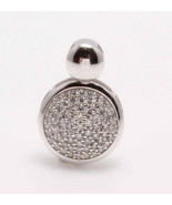 9KT Yellow/White Pendant Set with 0.25ct of Natural Diamonds - $239.20