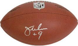 Jim McMahon signed NFL Wilson Replica Composite Football (Chicago Bears) - $98.95