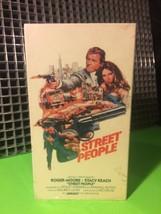 STREET PEOPLE~VHS Vestron Release Euro Rare HTF... - $6.79