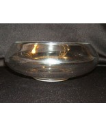 Designer Bowl 8 1/2-in x 3 1/2-in and 1/8-in Thick Clear Glass - $18.45