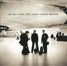 U2 - ALL THAT YOU CAN'T LEAVE BEHIND - Gently Used CD - 11 Songs - FREE ... - $9.99