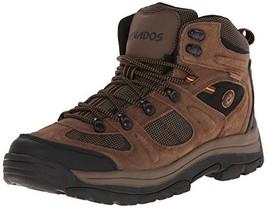 Nevados Men's Klondike MID Waterproof Hiker-M, Earth Brown/Black/Tigerli... - $34.47