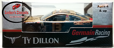 Ty Dillon 2017 #13 Geico Darlington Chevy SS 1:64 ARC -