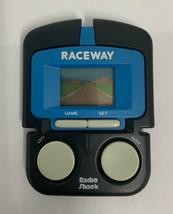 Radio Shack LCD Raceway Vintage Handheld Electronic Game - £11.51 GBP