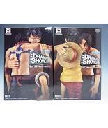One Piece Dramatic Showcase 5th Season Vol.1 2figures Complete Set Banpr... - $48.99
