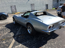 1969 Chevrolet Corvette Coupe For Sale In Winchester, Kentucky 40391 image 4