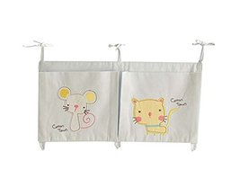 Multi-Function Receive Bag/Diaper Stacker High-Capacity, Cat&Mouse image 2