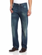 Levi's Strauss 505 Men's Original Straight Leg Cash Jeans Pants 505-1064 image 1