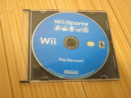 Wii Sports (Nintendo Wii, 2006) Disc Only - Tested - $11.29
