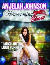 Mod-Johnson Anjelah-Homecoming Show (Blu-Ray/2013)