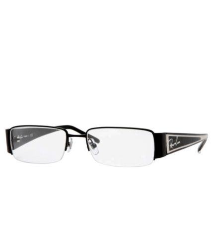 Authentic Ray Ban Eyeglasses RB8625 1017 Black Frames 50MM Rx-ABLE