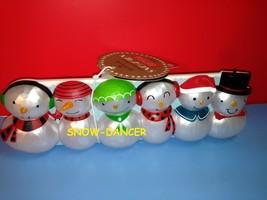 Hallmark 2014 Christmas Concert Snowmen Wireless Section 1 Base - $24.99