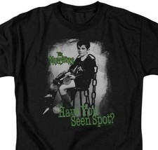 Eddie Munster t-shirt Have you seen Spot? retro 60's graphic tee NBC412 image 2
