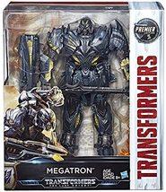 Transformers:The Last Knight Premier Edition Megatron Action Figure - $45.00