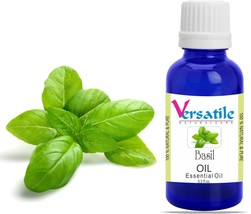 Basil Oil  Essential Oils 100% Pure Natural Aromatherapy oils 3ML-1000ML - $5.63+