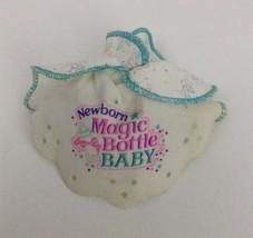 Newborn Magic Bottle Baby Tyco Replacement Bib Doll Bib Vintage 1990 - $14.80