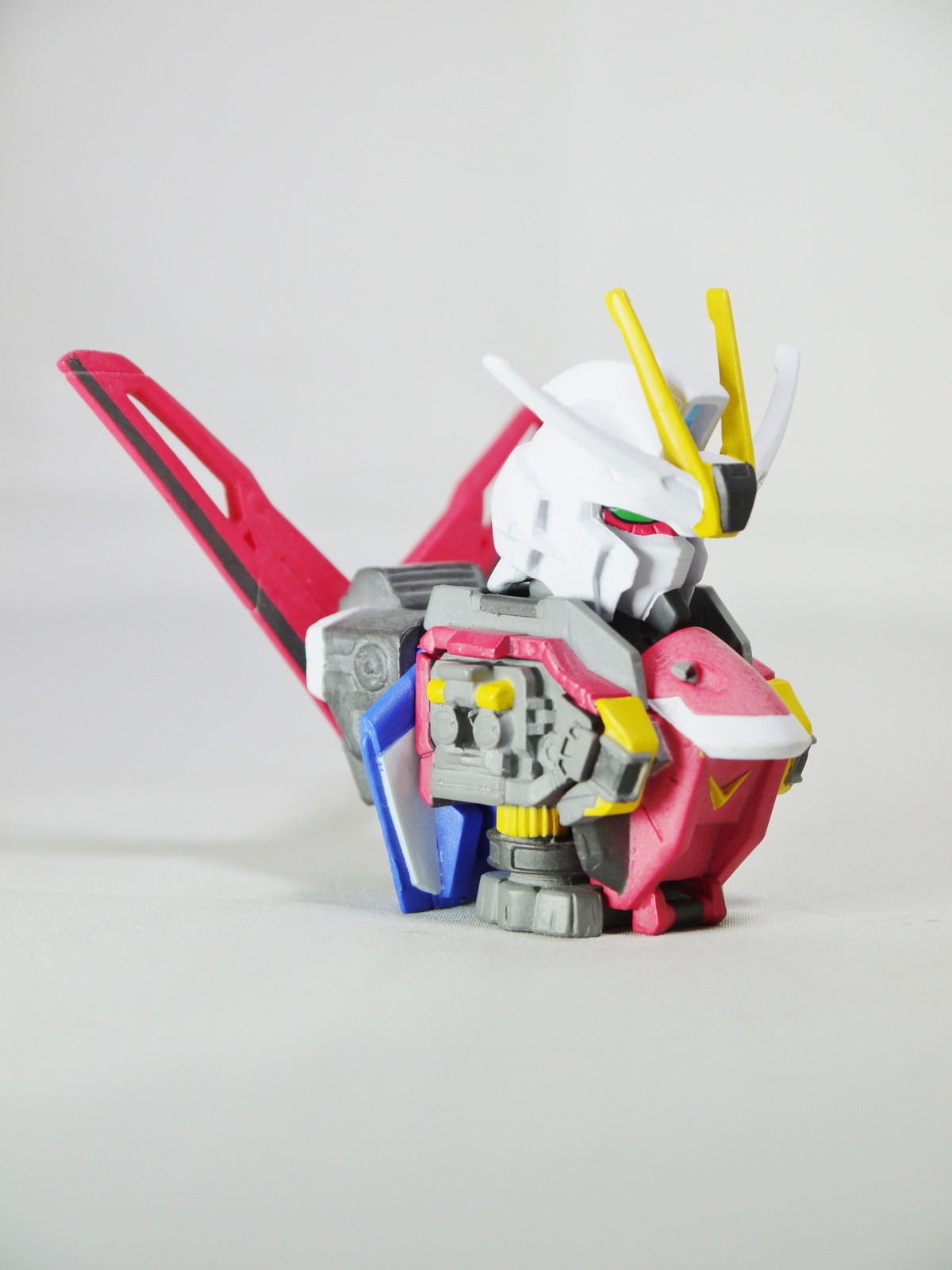 Bandai Gundam Seed Destiny Sword Impulse Head Figure GUNDAMHEAD Series