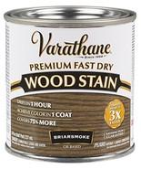 Varathane 307415 Premium Fast Dry Wood Stain, 1/2 Pint, Briarsmoke - $8.90