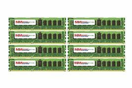MemoryMasters 32GB (8x4GB) DDR3-1866MHz PC3-14900 ECC RDIMM 1Rx8 1.5V Registered - $273.24