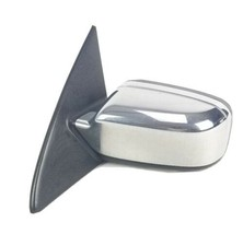 2006-2010 Mercury Milan Side Mirror Ford Fusion Left Driver Chrome Heated Puddle - $69.29