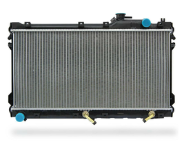 RADIATOR CU1140 FOR 90 91 92 93 94 95 96 97 MAZDA MIATA 1.8L MANUAL/TRANS image 2