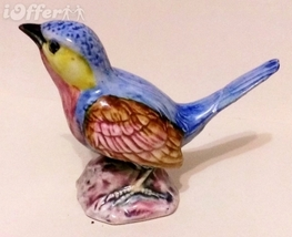 STANGL BIRD-- INDIGO BUNTING #3589 - $24.95