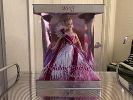 2005 Special Edition Holiday Barbie by Bob Mackie, Blonde (MIB/NRFB) - $170.95