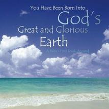 God's Great and Glorious Earth: Baby Book for Boys [Paperback] [Apr 05, 2015] Ba