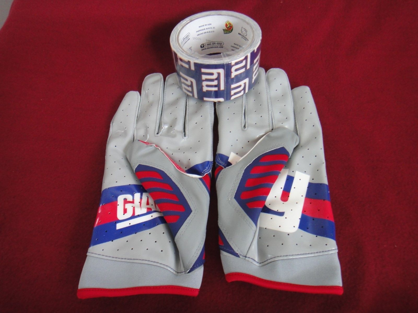 best loved 3c82a 4ef4b New York Giants Under Armour Nfl Football and 10 similar items