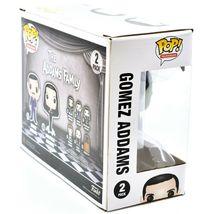Funko Pop Television Gomez Morticia Addams Family Entertainment Earth Exclusive image 4