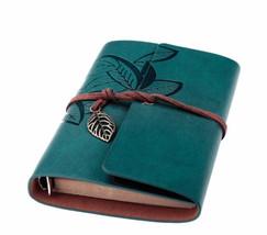 Journal Notebook Leather Writing Journal travelers Notebook Vintage Spir... - $14.99+