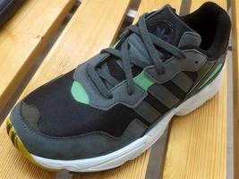 Adidas Originals Yung-96 Core Black/Legend Ivy/Ochre F35018 - $138.00