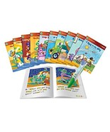 LeapFrog LeapReader System Learn to Read 10 Book Bundle - $67.35