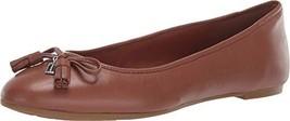 COACH Bea Leather Flat Saddle 9.5 - $47.08