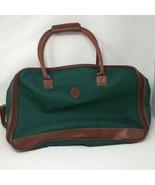 Large Ralph Lauren Polo Green Travel Carryon Bag - $129.99