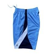 "Jordan Brand Men's Basketball Shorts Men's Small Blue 10"" Inseam - $18.80"
